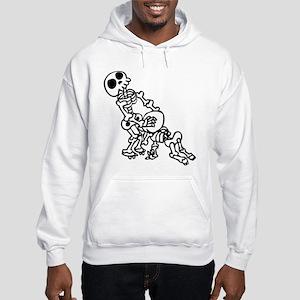 Blowjob bones Hoodie