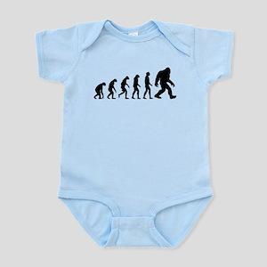 Evolution to Bigfoot The Ascent of Bigfoot Body Su