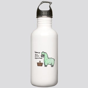 Alpaca Lunch Stainless Water Bottle 1.0L