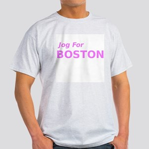 Jog for Boston T-Shirt