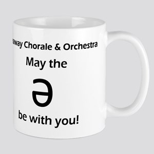 May the schwa be with you! Mug