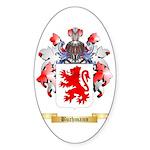 Buchmann Sticker (Oval)