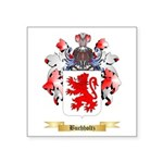 Buchholtz Square Sticker 3