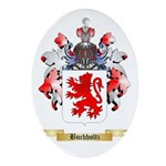 Buchholtz Ornament (Oval)