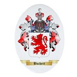 Buchert Ornament (Oval)