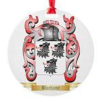 Buchane Round Ornament