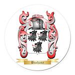 Buchane Round Car Magnet