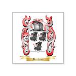 Buchane Square Sticker 3