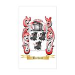 Buchane Sticker (Rectangle)