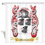Buchane Shower Curtain