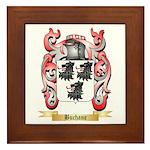 Buchane Framed Tile