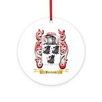 Buchane Ornament (Round)