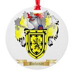 Buchanan Round Ornament