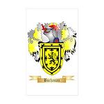 Buchanan Sticker (Rectangle 10 pk)