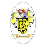 Buchanan Sticker (Oval)