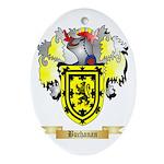 Buchanan Ornament (Oval)