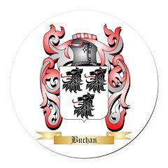 Buchan Round Car Magnet