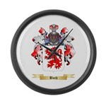 Buch Large Wall Clock