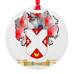 Bryson Round Ornament