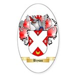 Bryson Sticker (Oval 10 pk)