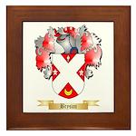 Bryson Framed Tile
