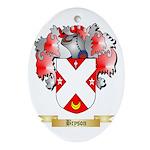 Bryson Ornament (Oval)