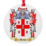 Bryse Round Ornament