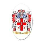 Bryse 35x21 Oval Wall Decal