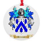 Brymner Round Ornament