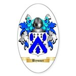 Brymner Sticker (Oval 10 pk)