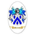 Brymner Sticker (Oval 50 pk)
