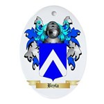 Bryla Ornament (Oval)