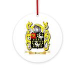 Bryer Ornament (Round)