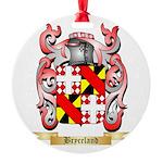 Bryceland Round Ornament