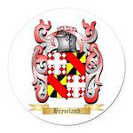 Bryceland Round Car Magnet