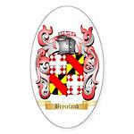 Bryceland Sticker (Oval)