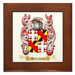 Bryceland Framed Tile