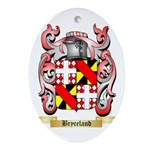 Bryceland Ornament (Oval)
