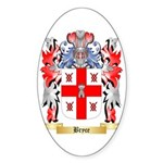 Bryce Sticker (Oval 50 pk)