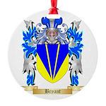 Bryant Round Ornament