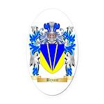 Bryant Oval Car Magnet