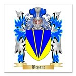 Bryant Square Car Magnet 3