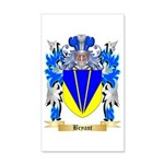 Bryant 35x21 Wall Decal