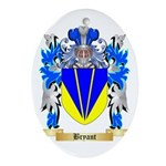 Bryant Ornament (Oval)