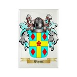 Bryant 2 Rectangle Magnet