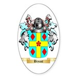 Bryant 2 Sticker (Oval)