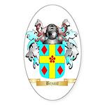 Bryant 2 Sticker (Oval 10 pk)
