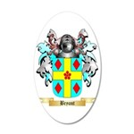 Bryant 2 35x21 Oval Wall Decal