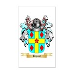 Bryant 2 20x12 Wall Decal