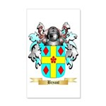 Bryant 2 35x21 Wall Decal